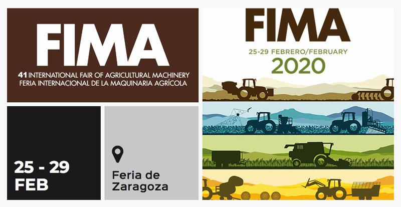 FIMA FERIA INTERNACIONAL DE MAQUINARIA AGRICOLA